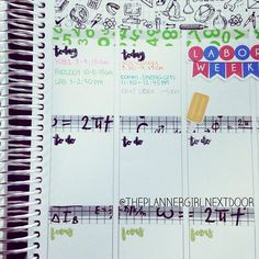 Guess who started planning the first week of September already..?