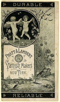 Pratt & Lambert Varnish Makers