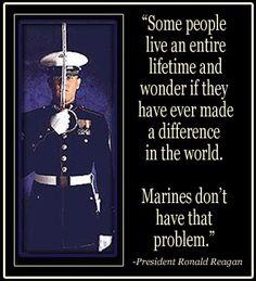 Marines - http://whowasronaldreagan.com/?p=23