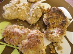 Gluten Free Sesame Fried Chicken