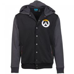Overwatch Hooded Jacket