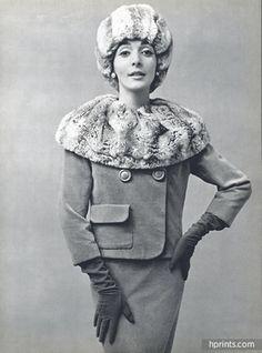Givenchy 1956 Fashion Photography