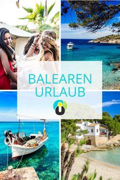 Ibiza, Mallorca, Menorca und Formentera gehören zu den Balearen und sind die wohl beliebtesten spanischen Inseln. Auf dem Balearen Board könnt ihr euch tolle Tipps für euren Urlaub holen und herausfinden, welche Insel zu euch passt.