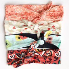 63 New ideas for knitting patterns headband diy Sewing Headbands, Fabric Headbands, Baby Headbands, Crochet Headbands, Headbands For Girls, Summer Headbands, Handmade Headbands, Crochet Doilies, Kids Patterns