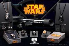 Star Wars Jewelry Line