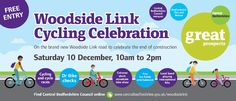 Woodside Link Cycling Celebration