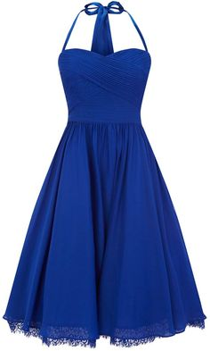 Coast Halterneck Dress, £160 | Mobile ----- Ale, can I wear this to your wedding?