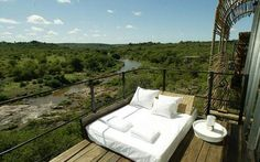 Singita Lebombo - Kruger National Park, South Africa