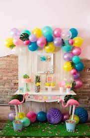Resultado de imagem para decoração com baloes desconstruidos passo a passo