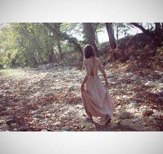 Andromeda maxi dress #romance