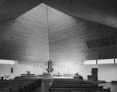 Türkismühle, Katholische Kirche, 1965 (Foto-Bild Dienst Friedel Thörnig)