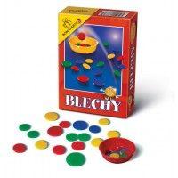 Blechy - cestovní hra 89Kč