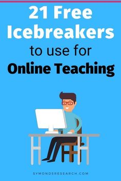Classroom Icebreakers, Icebreaker Activities, Teaching Activities, Free Activities, Icebreakers For Kids, Leadership Activities, Learning Resources, Online Classroom, Blended Learning