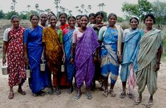 Dalit Women Workers, India.