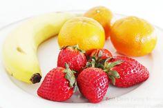 Clean Eating Dessert – Banana Strawberry Orange Smoothie   Clean Eating Recipes - Clean Eating Diet Plan Made Easy