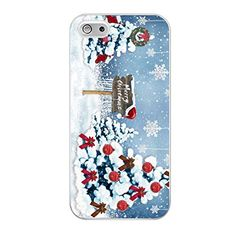 FR23-Snow Merry Christmas Fit For iPhone 5/5S Case Hardplastic Back Protector Framed White FR23 http://www.amazon.com/dp/B018RXIJSQ/ref=cm_sw_r_pi_dp_3MLxwb0MW2E41