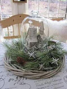 Centrotavola di Natale