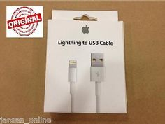 Genuine Apple Usb Lightning Sync Charger Lead Cable iPhone 5 5S 6 6+ iPad & ipod - http://www.computerlaptoprepairsyork.co.uk/apple-products/genuine-apple-usb-lightning-sync-charger-lead-cable-iphone-5-5s-6-6-ipad-ipod-2