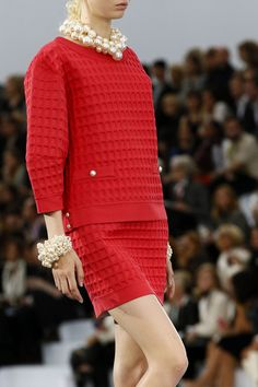 Chanel Spring 2013 Ready-to-Wear Collection Slideshow on Style.com love this