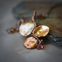 Mayahelena Jewelry - Unique Handcraftd Wire Wrapped Jewelry