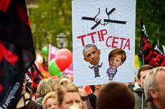 Bundestags-Anhörung zu Ceta: Das vielleicht ein bisschen bessere Abkommen - http://ift.tt/2c76DOX