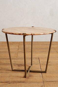 Slivered Boulder Table,Small