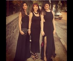 #womaninblack #sistersnight #blackdress #izmir