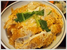 """Katsudon"" かつ丼"