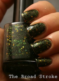 The Broad Stroke: Lacquer Convention: Elphaba
