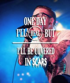 Red In Tooth & Claw - Memphis May Fire....Sad thing is, i relate exactly to this, and its already happened...