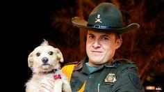 """""""O GRITO DO BICHO"""": Conheça os policiais de Bogotá que cuidam de cães ..."""