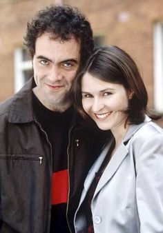 Warm feelings ... James Nesbitt and Helen Baxendale star in Cold Feet.