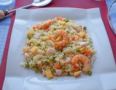 Te explico como preparar un rico arroz tres delicias casero. Mucho más fácil de lo que crees, conseguirás un plato sano y delicioso.