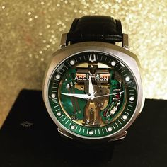 Is your dad into Collector Items? We have number 0805 of 1,000 built of this @bulova SpaceView Accutron limited edition watch. Just an idea for Father's Day #limitededition #fathersday #ultimategift #collectorsitem #bulova #accutron #spaceview #watch #forhim #timepiece #giftidea #wristwatch #menswatch #neat #mensfashion #style