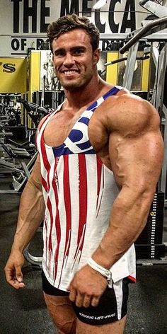 a1d246710b284 The BIG MAN Calum von Moger Mr. universe 2015 Winner  WFF  ChapstickNation