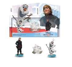 #rumorednewcharacter -Disney Infinity Frozen play set. With Olaf & Kristoff
