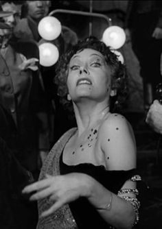 Sunset Boulevard - Gloria Swanson gives one of the most amazing performances ever captured on film.
