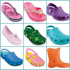 Crocs! They cured my plantar fasciitis and they are SO comfy