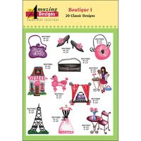 Boutique I Embroidery Designs