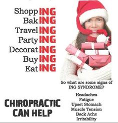 """""""ING Syndrome""""...Chiropractic Care Can Help !!! Dr.T.F.Yandell,DC 407-327-0410 www.drthomasyandell.com """"Have a BLESSED Day"""""""