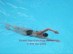 Crawl 2er-Catchup vorne - YouTube