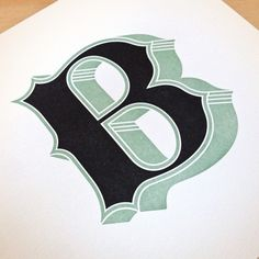 B-Print as in Beautiful. Jessica Hische restocked her shop! via swiss-miss.com