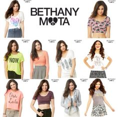 Bethany Mota clothing line!!! Going shopping with the BFFS and we are definitely shopping at Aeropostale!!!!!