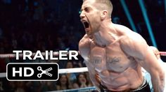 Jake Gyllenhaal beefs up for his new role - 1st trailer for the boxing film #Southpaw!