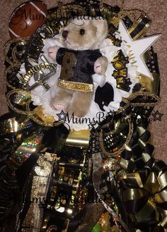 Texas Tradition Homecoming Mums and Garter by https://www.facebook.com/Mumsbymichelle Some of the areas I make mums for include, but not limited too... Spring, The Woodlands, Conroe, Klein, Humble, Atascocita, Willis, Montgomery, Magnolia, Tomball, Houston, Sugarland, Katy, Dayton, Kingwood, Porter, Cleveland, Shenandoah, Oak Ridge, Alvin, Pasadena, Huffman, Crosby, Cold Spring, Cinco Ranch, Pearland, Texas City, Galveston, Angleton, Anderson, Navasota and many more