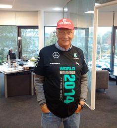 where is niki lauda today | Niki Lauda
