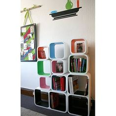 Cosmos Wall Cubes
