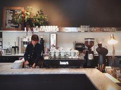 Фотографии на Heart Coffee Roasters - Kerns - Портленд, OR