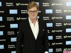 Legendary actor and director Robert Redford presents The Sundance Channel in #Madrid, #Spain on November 26th, 2012.