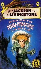 Beneath Nightmare Castle. 1987. Paperback.